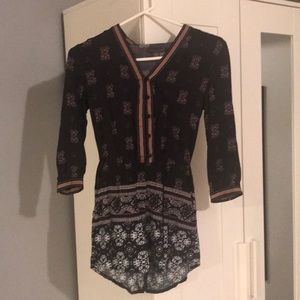 Like New Kendall & Kylie Romper